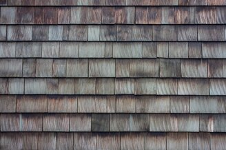 Picture of wood shingles
